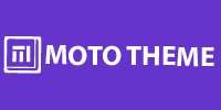 Moto Theme 30 day money back guarantee